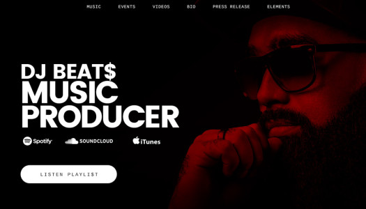 How to Create Musician Website with WordPress
